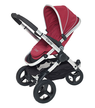 Icandy Push Chairs At Babygear Camberley